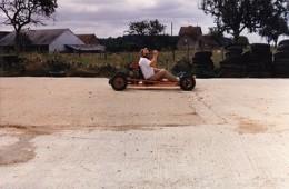 Karting fabrication Maison
